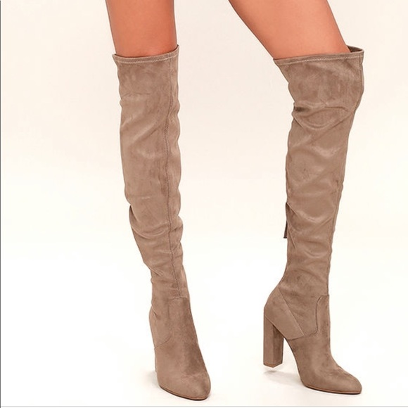 Steve Madden Shoes - Over knee boots